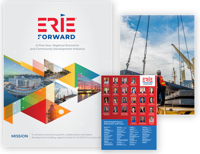 Erie Forward Brochure