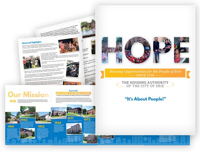 HACE Anniversary Brochure