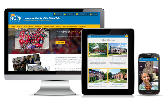 Housing Authority Website
